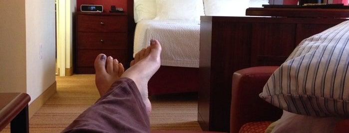 Residence Inn by Marriott Waynesboro is one of Andrew : понравившиеся места.