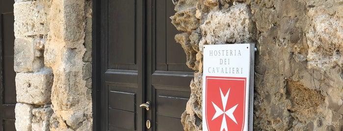 Hosteria dei Cavalieri is one of Rodos.