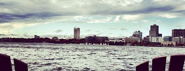 The Esplanade is one of Boston: Fun + Recreation.