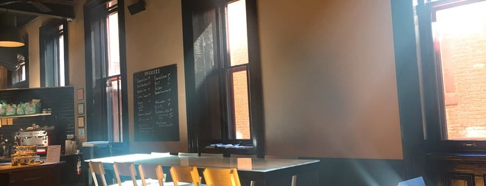 Founders Café is one of Places to check out in Rochester.