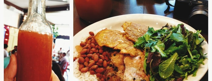 Sol Food Puerto Rican Cuisine is one of A Few SF Gems I've Found.