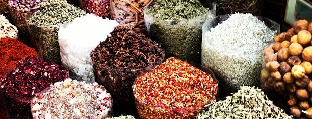 Spice Souk is one of 2016 - DXB.