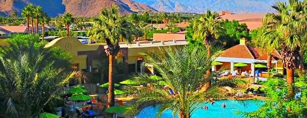 Renaissance Palm Springs Hotel is one of Hotel - Motels - Inns - B&B's - Resorts.