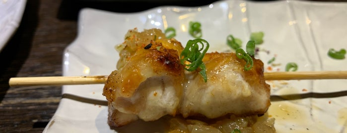 Sumire Yakitori House is one of To do in Singapore.