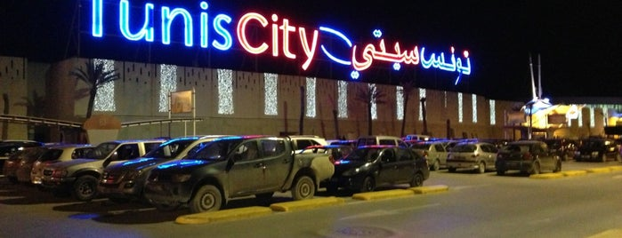 Centre Commercial Tunis City is one of smart & co.