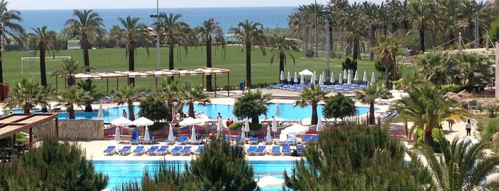 Blue Waters Resort is one of en aklımda kalanlar....
