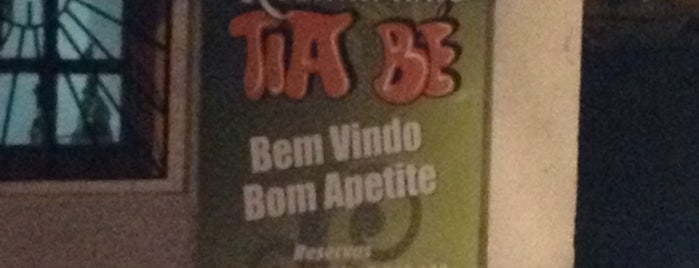 Tia Bé 2 is one of Restaurants.