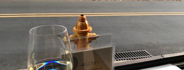 5 Walnut Wine Bar is one of Asheville Underground.