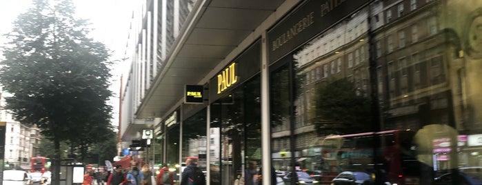 Paul is one of London.