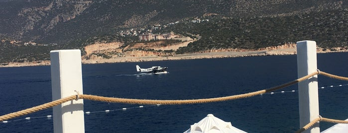 Mavilim Beach & Restaurant is one of Kaş & Kalkan.