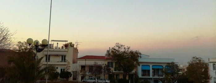 Πλατεία Αγ. Μαρίνας is one of Fresh Athens.