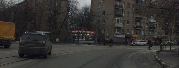 Трамвайная Остановка Сортировочная is one of Orte, die Olga gefallen.