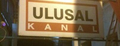 Ulusal Kanal is one of Locais curtidos por Sinan A..