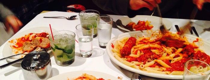 Carmine's Italian Restaurant is one of Nova York.