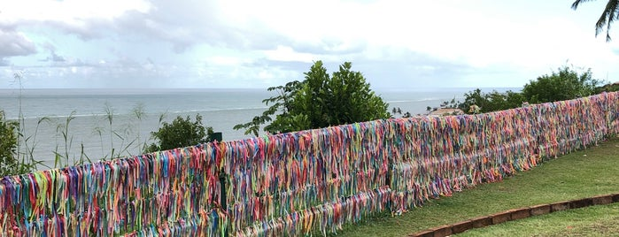 Vista Para Praia- Farol is one of Tempat yang Disukai Kleber.