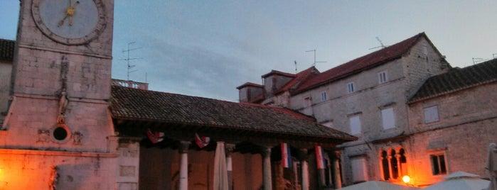 Caffe Trogir is one of Orte, die Valeria gefallen.