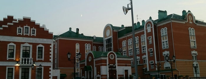 Воскресенская набережная is one of Posti che sono piaciuti a Alexander.