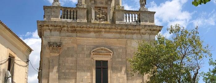 Ragusa Ibla - Chiesa di S.Giacomo is one of Best of Ragusa, Sicily.