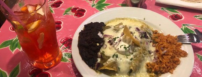 Cantina Mexicana La Hacienda is one of Restaurants 4*.
