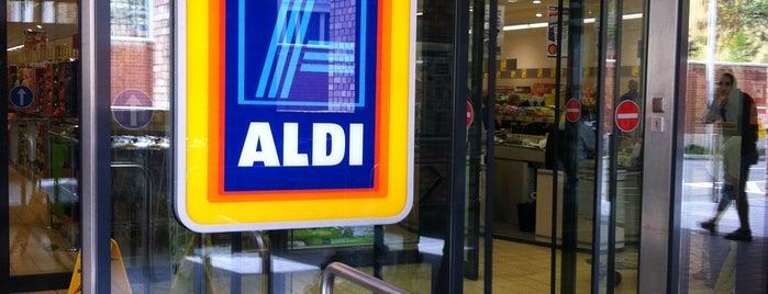 Aldi is one of Posti salvati di vahid.
