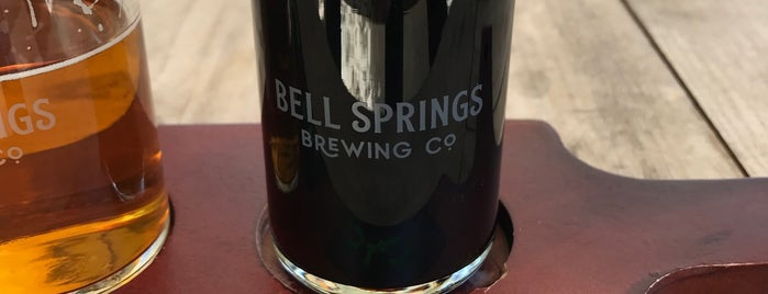 Bell Springs Winery is one of Best of Austin/San Antonio.
