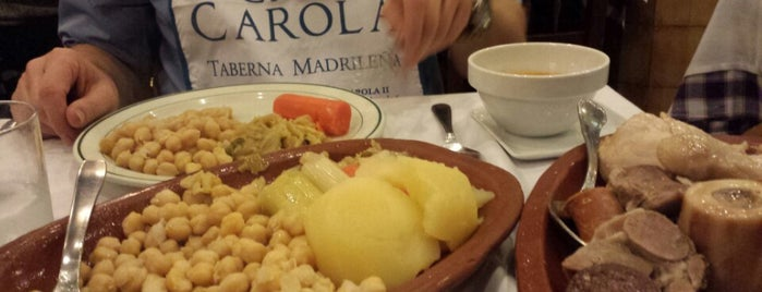 Casa Carola is one of Donde comer/cenar.
