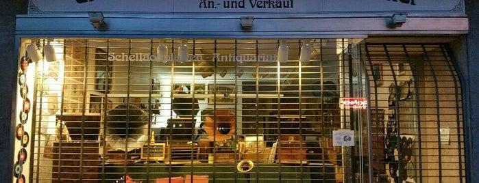 Grammophon Salon Schumacher is one of Berlin, to do.