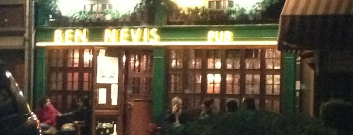 Ben Nevis Tavern is one of Marco'nun Kaydettiği Mekanlar.