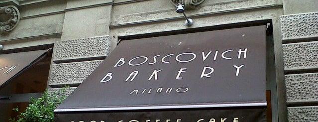 Boscovich Bakery is one of Milano da bere.