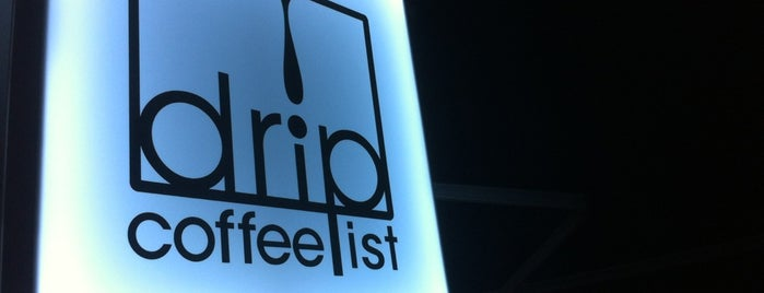 drip coffee | ist is one of Istanbul | Coffee & Cafe.