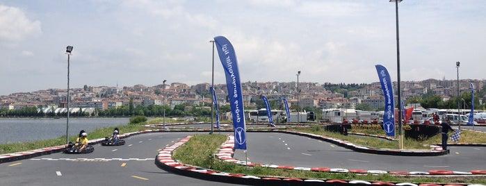 İstanbul Karting Club is one of Oyun Alanları.