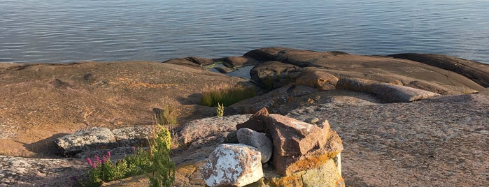 Southern Point Of Finland - Tulliniemi is one of Ossi : понравившиеся места.