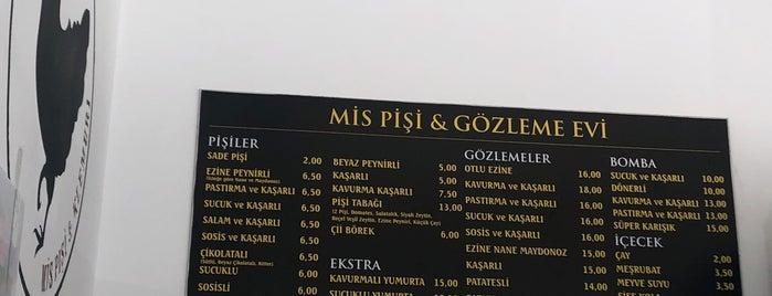 Mis Gözleme Pişi is one of Harbi Yiyorum 1 - Kitaptaki Mekanlar.