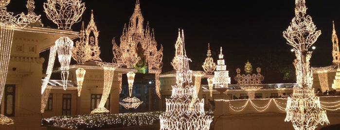 Dusit Palace is one of Trips / Thailand.