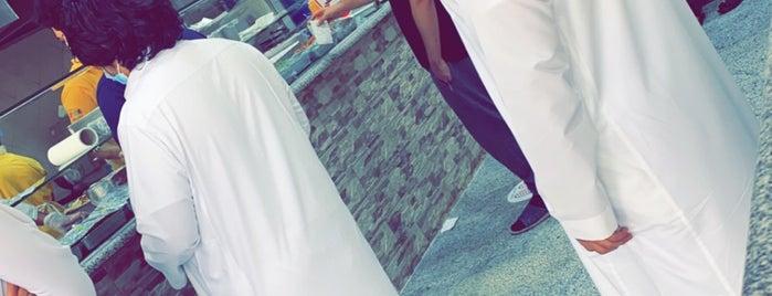 Ateb Falafl is one of Vegan in Riyadh.