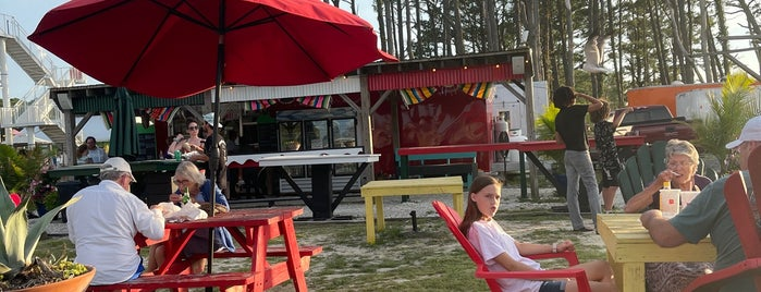 Lily's Little Mexico is one of Chincoteague.