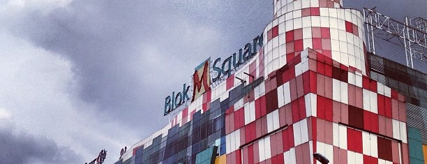 Blok M Square is one of Yohan Gabriel 님이 좋아한 장소.