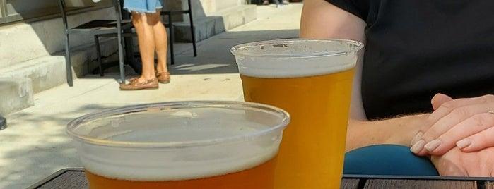 Eastlake Craft Brewery is one of MNN.