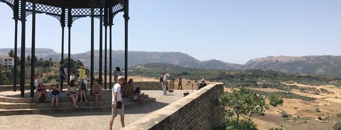 Paseo de Blas Infante is one of Mai Andalucia.
