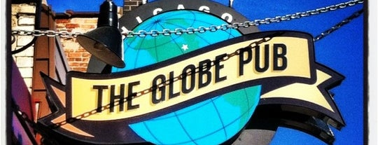 The Globe Pub is one of Chicago Part II.