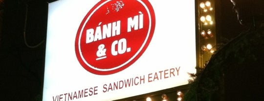 Banh Mi & Co is one of Katie: сохраненные места.