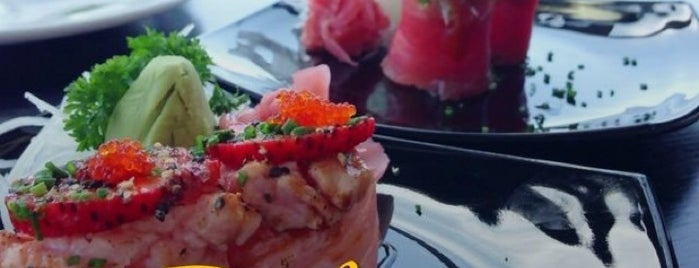 Sushi Design is one of Tugaaa.
