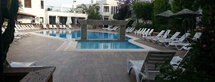 Club Hotel Flora is one of Locais curtidos por Mahide.