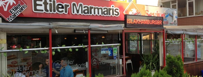 Etiler Marmaris is one of Lieux qui ont plu à Volkan.
