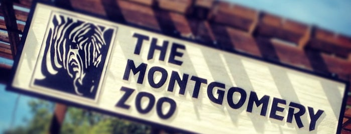 Montgomery Zoo is one of Life's a Zoo.
