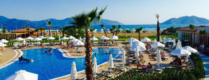 BARUT HOTELS SENSATORİ FETHİYE is one of Otel.