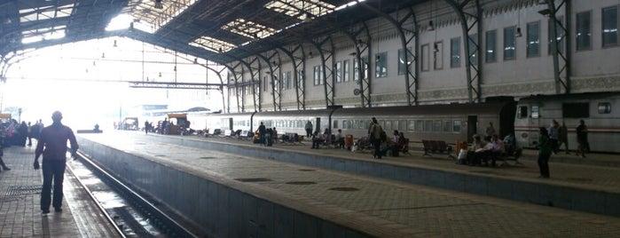 Ramsis Railway Station is one of George'nin Beğendiği Mekanlar.