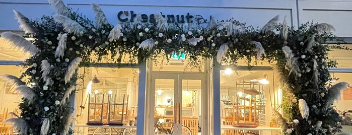 Chestnut Bakery is one of London.