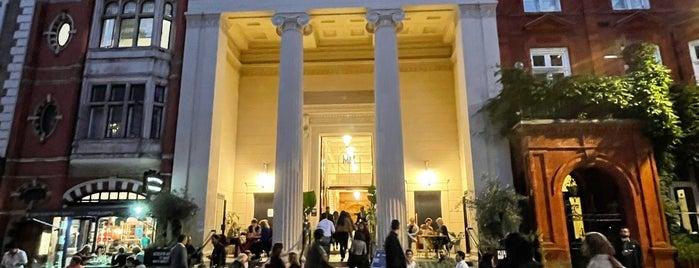 Mercato Metropolitano Mayfair is one of London 2021.