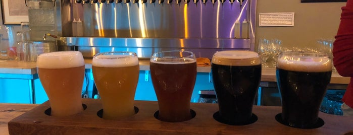 Desert Monks Brewing Co is one of Phoenix-area craft breweries.